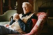 Novelist John le Carré died on Dec. 12 in Cornwall, England. He was 89.