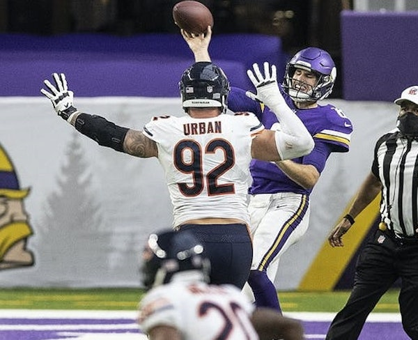 The 2020 Vikings offense is good — until it has to be
