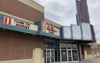 The site of the Mann Hopkins Cinema 6, which closed last month, is expected to be redeveloped for apartments and retail, but those plans are being upd