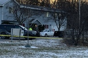 Crime scene investigators took photos on Monday, Dec. 14, of the scene where 17-year-old Elijah Watson was fatally shot in the 500 block of Jessamine