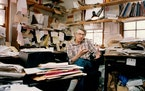 Al Milgrom in his office in 1994  Photo by Tom Sweeney, Minneapolis Star Tribune