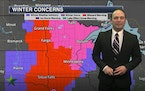 """Paul Douglas: 'Crippling' winter storm with potential for 15-20"""""""
