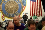 The Record Show held its monthly fair for vinyl records on Feb. 4, 2017, at the Richfield American Legion. The Legion says a city moratorium on develo