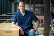 """PeteDocter, seen in 2019, co-wrote and co-directed the new Pixar movie """"Soul"""" with playwright Kemp Powers."""