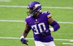 Ham added to list of Vikings' injured not playing in New Orleans