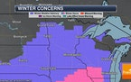 Winter Weather Advisory Tuesday Into Wednesday For 3-5 Inches Of Snow