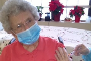 First doses of coronavirus vaccine arrive at state's nursing homes
