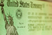 Americans are likely to start seeing the $600 relief checks very soon, federal officials said.