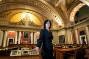 Rep. Barb Haley, R-Red Wing, is stepping into a new leadership role in January as the House Republican caucus whip.