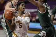Beyond relying on Marcus Carr, the Gophers play fast, get to the foul line and play tougher defense