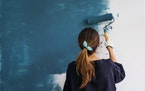 Painting can be an effective DIY job, but take care during the process not to waste time or money with simple errors.