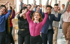 "Jane Levy in""Zoey's Extraordinary Playlist."" NBC"