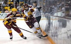 The Gophers and Minnesota Duluth's men's hockey teams met during the 2019-20 regular season but won't this season. Without nonconference matchup