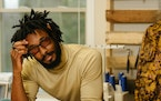 Fashion designer Norris Dánta Ford is at the forefront of a new and growing movement of men embracing home sewing.