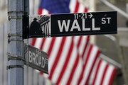 U.S. stock markets set end-of-the-year records.  (AP Photo/Seth Wenig, File)