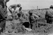 A University of Minnesota archaeological team discovered ancient items during a 1928 dig.