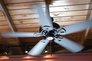 Ceiling fans are the latest worry to cap 2020.
