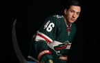 Defenseman Jared Spurgeon is only the second-full time captain in Wild history.