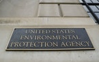 The Environmental Protection Agency (EPA) Building is shown in Washington in 2017.