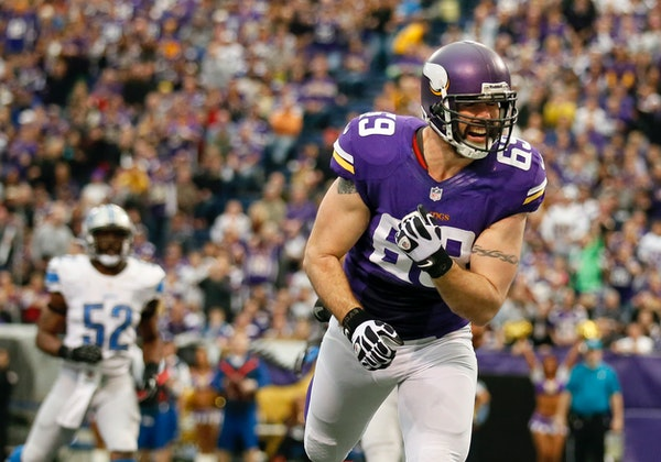 Jared Allen in 2013.