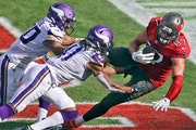Roster overhaul ahead? A look at the Vikings top five free agents