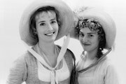 """Emma Thompson and Kate Winslet in """"Sense and Sensibility."""" File"""