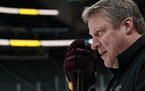 Minnesota Duluth coach Scott Sandelin guided Team USA in the 2020 World Junior Championship, and eight players from that team helped secure the 2021 g