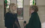 "Vanessa Kirby and Ellen Burstyn in ""Pieces of a Woman."" Netflix"
