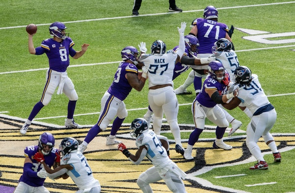 Mailbag: Will the Vikings finally address guard? What's the plan at coordinator?