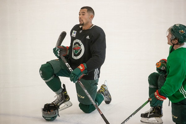 For Dumba, head is clear and body is sound after two seasons of stress