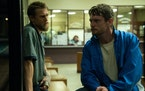 """Charlie Hunnam and Jack O'Connell in """"Jungleland."""""""