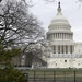 Preparations take place for Inauguration Day behind security fencing  at the U.S. Capitol.