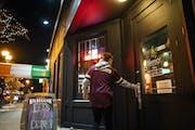 A masked patron entered Blarney Pub & Grill in Dinkytown. ] LEILA NAVIDI • leila.navidi@startribune.comBACKGROUND INFORMATION: Blarney Pub & Grill i