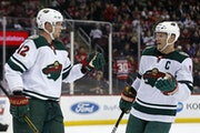 Eric Staal and Mikko Koivu were Wild mainstays, but Staal, 36, is now with Buffalo and Koivu, 37, is playing for Columbus.