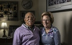 Tony and Gordette Oliva, an unlikely pairing when they met in 1964, celebrated 53 years of marriage at their home in Bloomington last week.