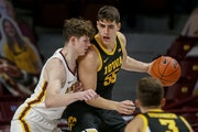 Toughness factor will be key for Gophers basketball on the road Sunday at Iowa