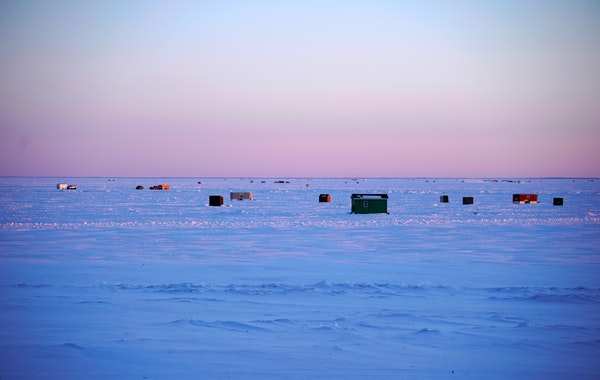 Anderson: Winter angling places pressure on productive walleye lakes