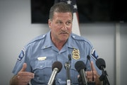Minneapolis Police Union President Lt. Bob Kroll announced in a letter to members Monday that he is retiring at the end of the month.