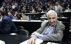In March 2015, Sid Hartman smiled while covering a Timberwolves game. Five years later, he would turn 100, and he continued to write even after that u
