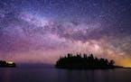 Milky Way, March, 2020.