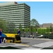 This rendering of the planned Gold Line shows what a bus-rapid transit vehicle and station could look like.