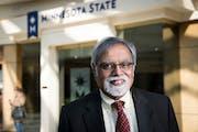 Devinder Malhotra, chancellor of Minnesota State college system,  Photo credit: Renee Jones Schneider