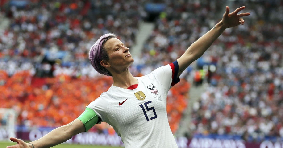 Rapinoe returns to U.S. national team after nearly a year