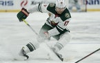 """Wild forward Marcus Foligno hopes to build on a strong 2020 season when he had 11 goals and a career-high 25 points and took """"the next step in my ca"""