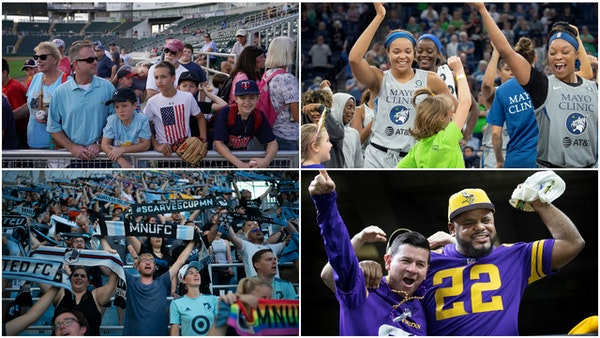 Your thoughts: If you could start over, would you root for Minnesota teams?