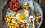 Mette Nielsen • Special to the Star TribuneRed Flannel Hash is a quick fix for any meal of the day.