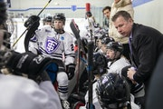 Tom Palkowski's St. Thomas women's hockey team is entering its final MIACseason before moving to Division I this fall.