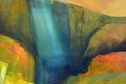 """Cayambe"" by Betsy Ruth Byers. Kolman & Pryor Gallery"