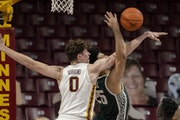 Gophers center Liam Robbins has been one of the most impactful transfers in college basketball this season, but he's not alone.