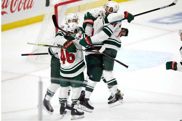 Souhan: Kaprizov offers hope for Minnesota's ever-disappointed sports fans